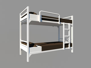 Cister Bunk Bed